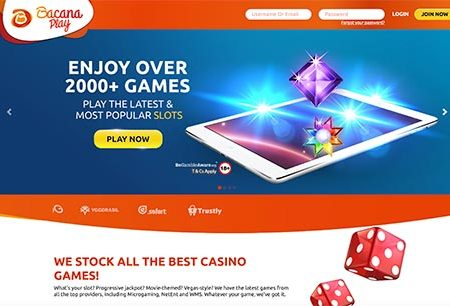7 Reason to try new Bacana Play Casino
