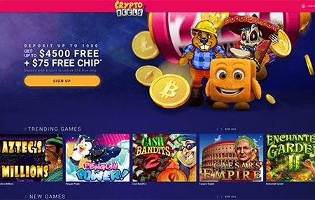 Cryptoreels, The New Casino Site Accepting Cryptocurrency