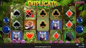 Duplicats Screenshot from demo gaming environment