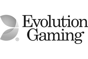 Evolution Gaming Transparent logo 300 pixels