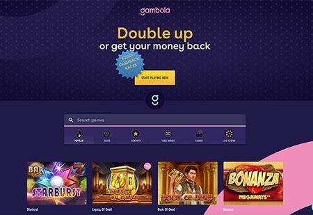 Gambola: Double up or money back? What does it mean?