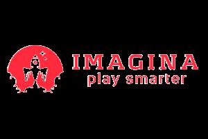 Imagina Gaming logo