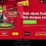 Casoola - The new Robotic VR-themed casino