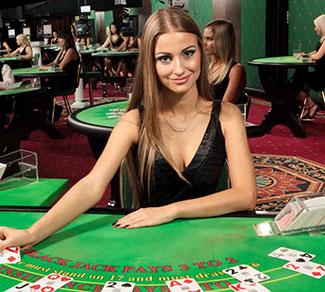 Live roulette Italian