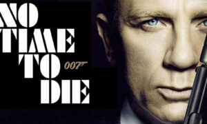 No Time to Die, James Bond Movie