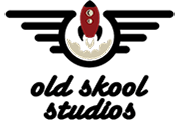 Old Skool Studios logo