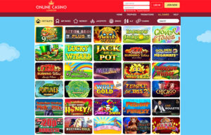 Slots at Online Casino London