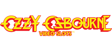 Ozzy Osbourne Video Slot logo