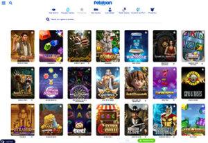 Paletaan's Best Online Slots