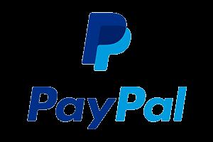 PayPal logo 300 pixels