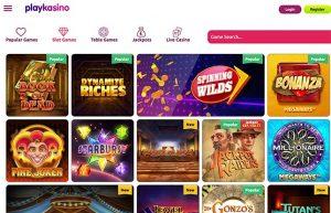 Play Kasino Starburst