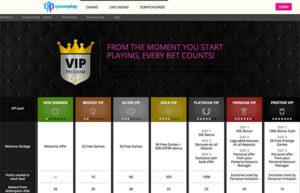 QueenPlay VIP Casino