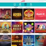 Slingo: A modern & Responsive Site