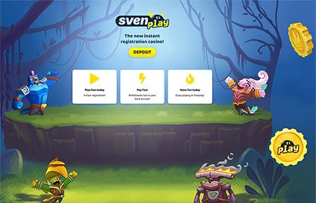 Is it Worth to try The New SvenPlay Casino?