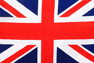 Union Jack - UK's flag