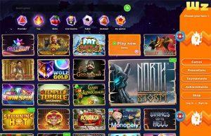 Wazamba Casino Slots